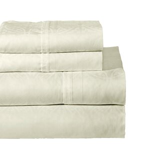 Alcott Hill Rundell 300 Thread Count Cotton Sheet Set