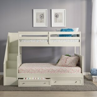 Roxane Twin Bunk Bed With Drawers by Harriet Bee No Copoun