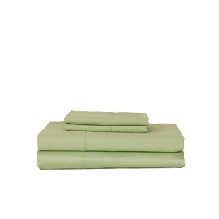Hobbes 450 Thread Count Egyptian Quality Cotton Sheet Set ByThe Twillery Co.