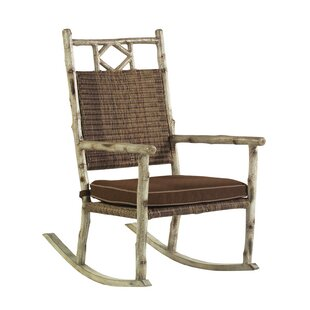 River Run Small Rocking Chair by Woodard Bargain