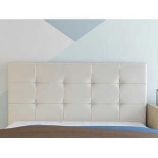 Latifah Upholstered Headboard By 17 Stories