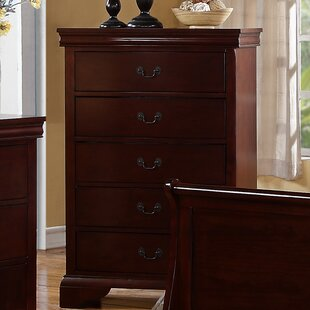 Venice 5 Drawer Chest