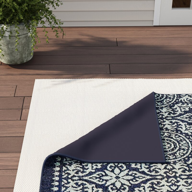 Darby Home Co Outdoor Non Slip Rug Pad