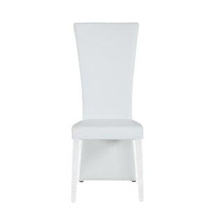 Hattie Upholstered Dining Chair (Set of 2) by Orren Ellis
