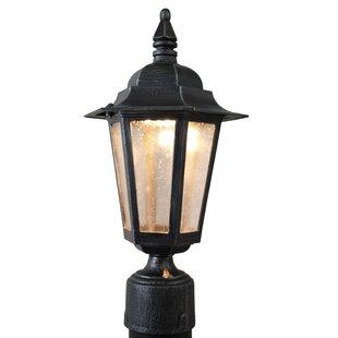 Charlton Home Kiss Series 1-Light Lantern Head