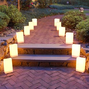 Luminarias 12 Count Battery Operated Luminary Kit