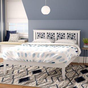 Smidt Solid Wood Platform Bed by Brayden Studio