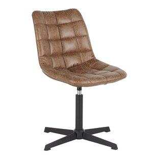 Wrought Studio Zaida Swivel Side Chair