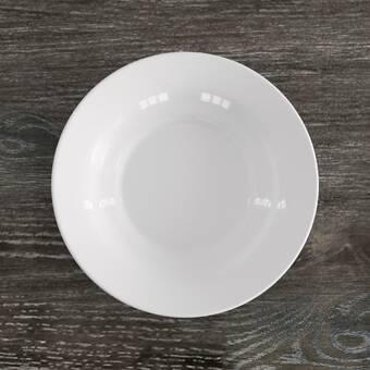 1 L Enamel taste Bowl with Rim-Strawberry Dining Kitchen