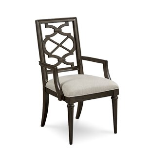 Rosdorf Park Delahunt Arm Chair (Set of 2)