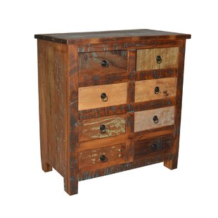 Hugh 8 Drawer Chest by Loon Peak