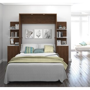 Best Choices Medan Murphy Bed by Wade Logan Reviews (2019) & Buyer's Guide