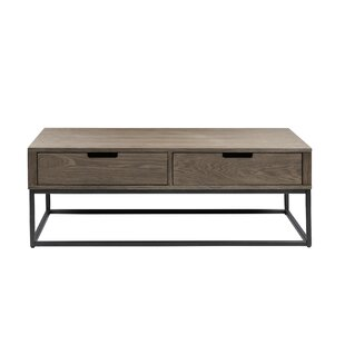 Jerri Coffee Table With Storage
