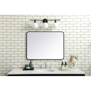 Bathroom Corner Mirror Wayfair