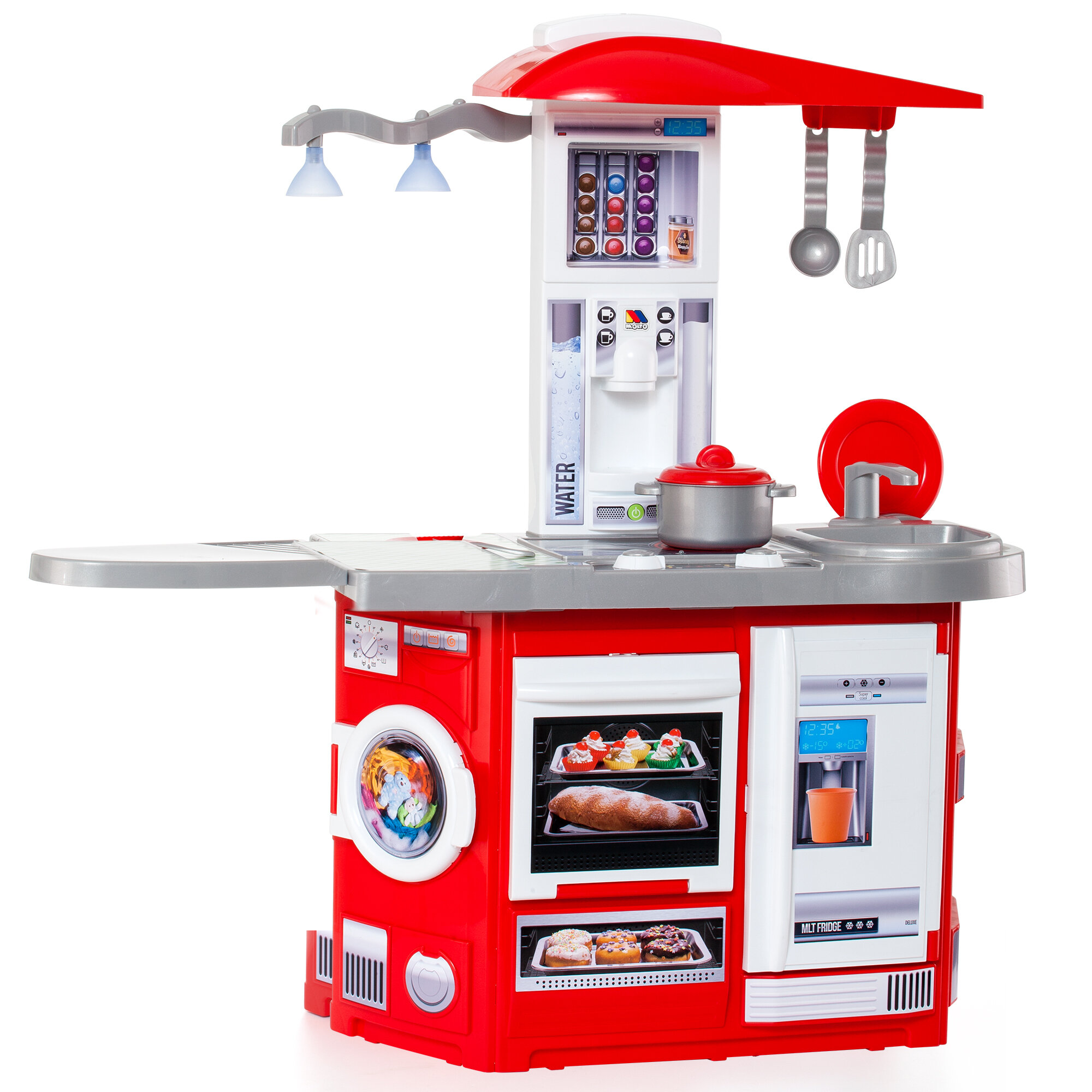 Molto Cook N Play Electronic Kitchen Set Wayfair
