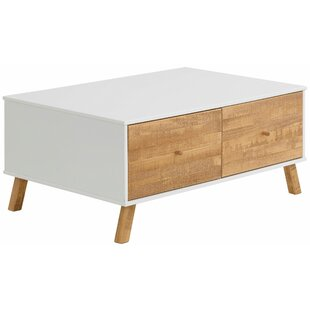 Abordale Coffee Table With Storage By Norden Home