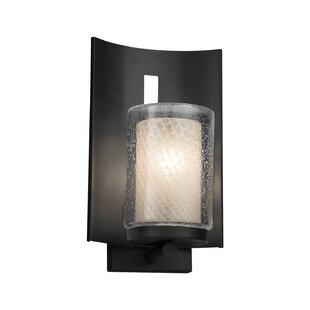 Luzerne 1-Light Outdoor Sconce by Brayden Studio