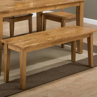 Best Reviews Antrim Wood Bench By Alcott Hill