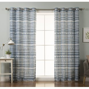 Modern Contemporary Scandinavian Curtains