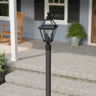 Best Price Warlo Outdoor 3-Light Lantern Head By Darby Home Co
