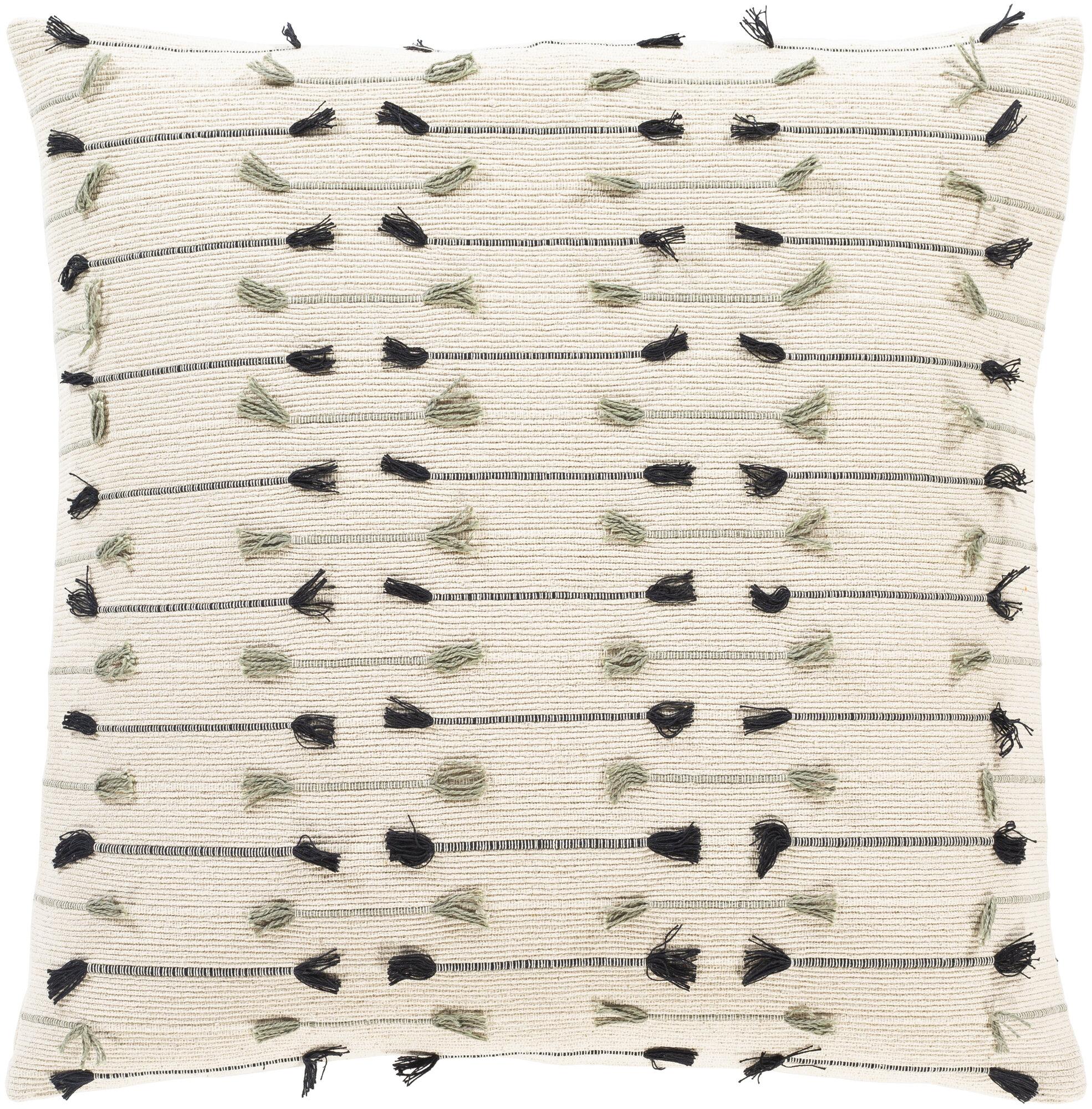 Rankins Cotton Throw Pillow Cover Joss Main
