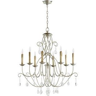 House of Hampton Madeira 8-Light Chandelier