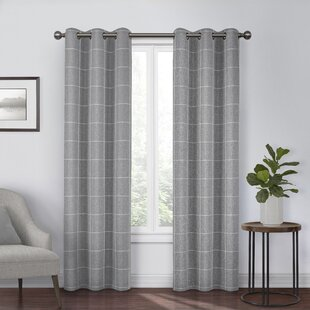Modern Blackout Curtains Drapes Allmodern