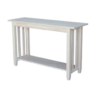 Laurel Foundry Modern Farmhouse Lunenburg Traditional Console Table