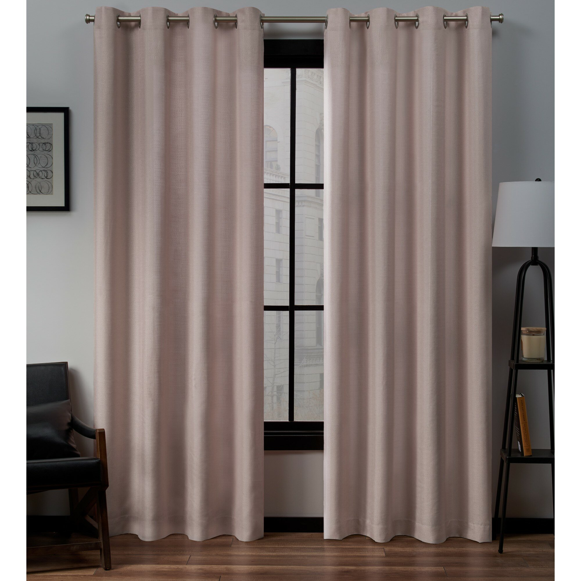 Pink Sheer Curtains Drapes You Ll Love In 2021 Wayfair
