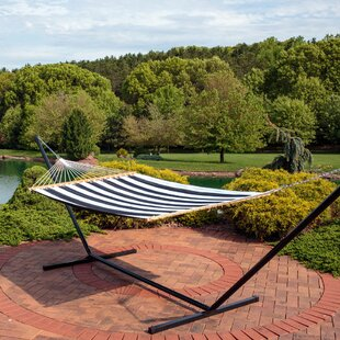 Kangas Polyester Hammock with Stand by Mercer41