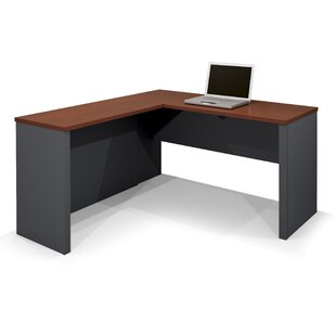 Kenworthy Reversible L-Shape Computer Desk