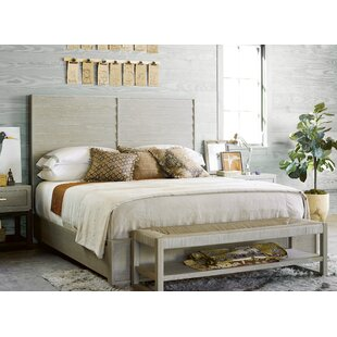 Gracie Oaks Rimini Panel Bed