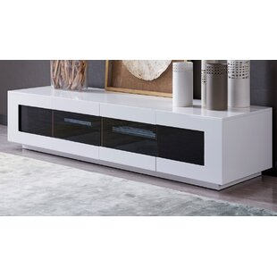 Wade Logan Branson TV Stand for TVs up to 78