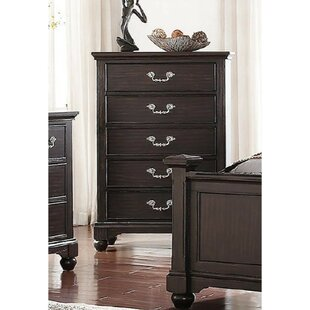 Etting 5 Drawer Accent Chest by Darby Home Co