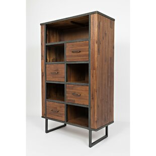 Kratochvil Standard Bookcase by 17 Stories