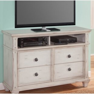 Dorinda 4 Drawer Media Chest