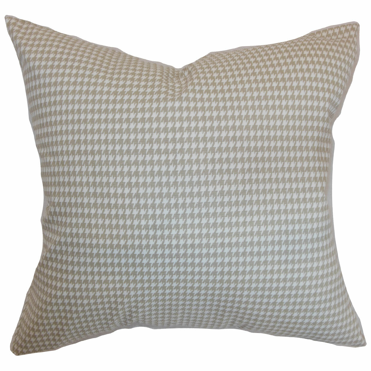 The Pillow Collection Indoor Use Only 100 Cotton Pillow Cover Insert Reviews Wayfair