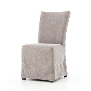 Brooks Upholstered Dining Chair (Set of 2) 17 Stories