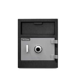 Depository Safe with Dial/Combination Lock by