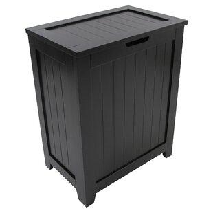 Joss & Main Essentials Cabinet Laundry Hamper