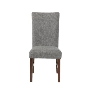 Affordable Price Mahaney Upholstered Dining Chair (Set of 2) (Set of 2) by Wrought Studio Reviews (2019) & Buyer's Guide