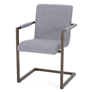 Christiaanse Fabric 195 Armchair Set of 2 by Orren Ellis