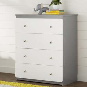 Wes 4 Drawer Chest