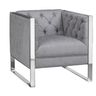 Graysen Club Chair by Everly Quinn