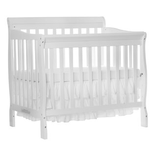 Low priced Clearfield 4-in-1 Convertible Mini Crib ByHarriet Bee