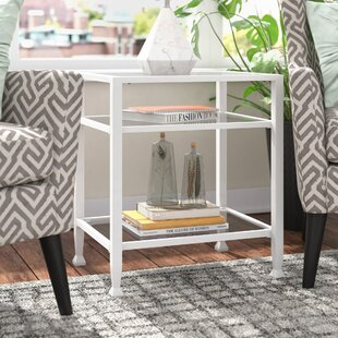 Casas End Table by Orren E..
