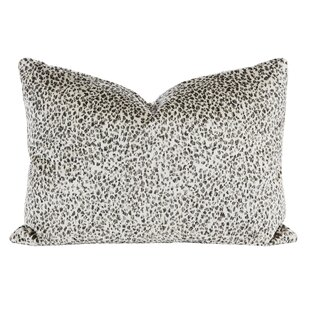 Smoky Velvet Lumbar Pillow