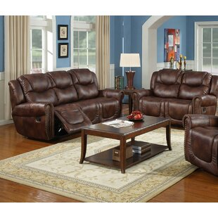 Nemec 2 Piece Reclining Living Room Set by Red Barrel Studio