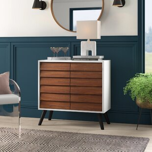 Mcqueary 2 Door Accent Cabinet by Mercury Row