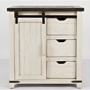 Westhoff 3 Drawer Accent Cabinet